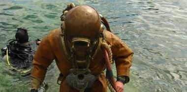 Cornwall diving